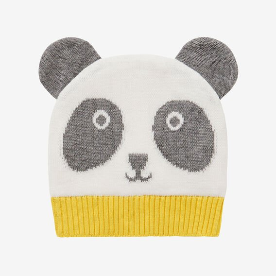 Panda Knit Hat  MULTI  hi-res