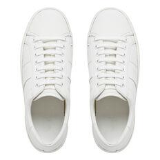 Goldie Flatform Sneaker  WHITE  hi-res