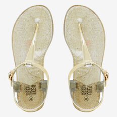 Jelly Bar Sandal  GOLD  hi-res