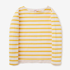 Stripe Tee  SUNFLOWER  hi-res