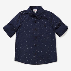 Open Spot Shirt  MIDNIGHT BLUE  hi-res