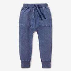 Harem Track Pant  BLUE WASH  hi-res