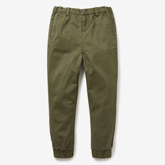 Cuffed Chino Pant  FOREST KHAKI  hi-res