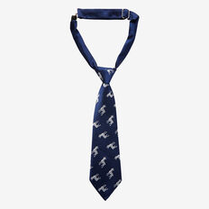 Dog Neck Tie  MIDNIGHT BLUE  hi-res