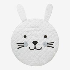 Novelty Bunny Quilt  CANVAS  hi-res