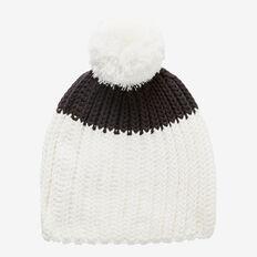 Chunky Knit Beanie  NB CANVAS  hi-res