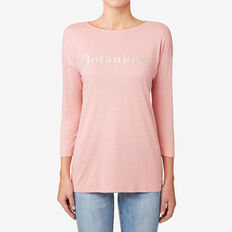 Botanique Top  SOFT BLUSH  hi-res