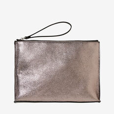 Piper Wristlet Pouch  GREY/ PEWTER  hi-res