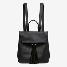 Raven Mini Backpack  BLACK  hi-res