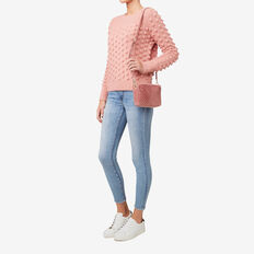 Quilted Sling  SOFT BLUSH  hi-res