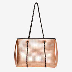 Zip Tote Bag  ROSE GOLD  hi-res