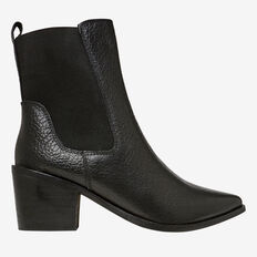 Charlotte Boot  BLACK  hi-res