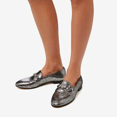 Natalie Loafer  METALLIC  hi-res