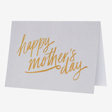 Greeting Card  HAPPY MOTHERS DAY  hi-res