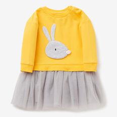Bunny Tutu Dress  SUNFLOWER  hi-res