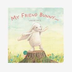 My Friend Bunny Book  MULTI  hi-res