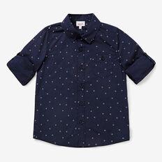 Open Spot Shirt  MIDNIGHT BLUE  hi-res