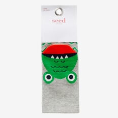 Hungry Lizard Socks  MULTI  hi-res