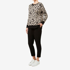 Soft Pant  BLACK  hi-res