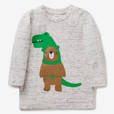 Dino Bear Tee  VINTAGE SPACE DYE  hi-res