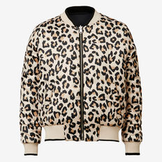 Reversible Jacket  OCELOT  hi-res