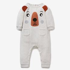 Novelty Bear Jumpsuit  ICY MARLE  hi-res