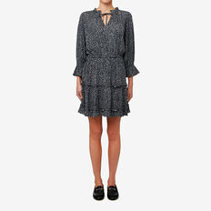 Ocelot Print Dress  OCELOT  hi-res