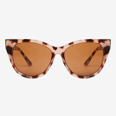 Maggie Cat Eye Sunglasses  MILKY TORT  hi-res
