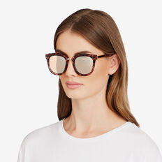 Piper D-Frame Sunglasses  BLUSH TORT  hi-res