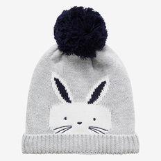 Bunny Beanie  MIDNIGHT BLUE  hi-res