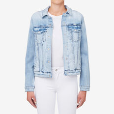Denim Jacket  LIGHT DENIM  hi-res