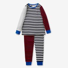 Stripe Pyjama  MULTI  hi-res