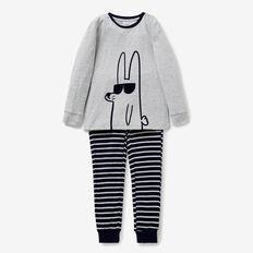 Bunny Pyjama  CLOUDY MARLE  hi-res