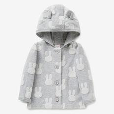 Bunny Jacquard Hoodie  BIRCHMARLE  hi-res