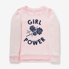 Girl Power Windcheater  ICE PINK  hi-res
