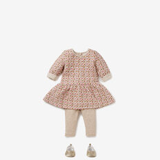 Quilted Dress  MULTI  hi-res
