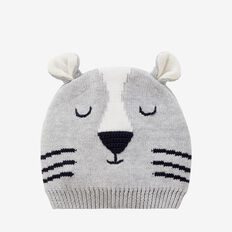 Tiger Beanie  BIRCH MARLE  hi-res