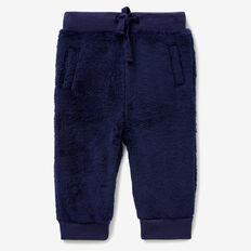 Fluffy Track Pant  MIDNIGHT BLUE  hi-res