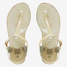 Jelly Bar Sandal  GOLD  hi-res