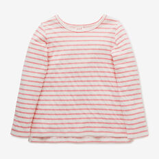 Double Knit Tee  FAIRY FLOSS PINK  hi-res