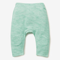 Novelty Bear Track Pant  JUNGLE GREEN  hi-res