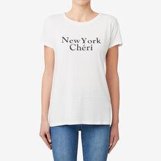 New York Cheri Tee  CLOUD CREAM  hi-res