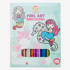 Foil Art Mermaids  MULTI  hi-res