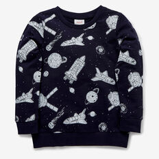 Rocket Yardage Sweater  MIDNIGHT BLUE  hi-res