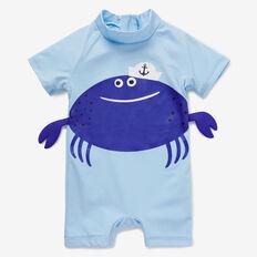 Crab Rashie Suit  NORDIC BLUE  hi-res