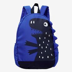 Dinosaur Backpack  COBALT  hi-res