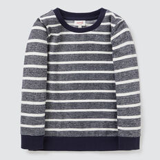 Terry Sweater  MIDNIGHT BLUE  hi-res