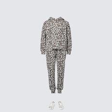 Cheetah Hoodie  OCELOT  hi-res