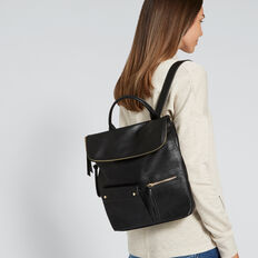 Chloe Backpack  BLACK  hi-res