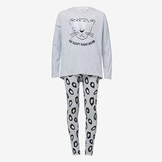 Leopard Pyjama  CLOUD  hi-res